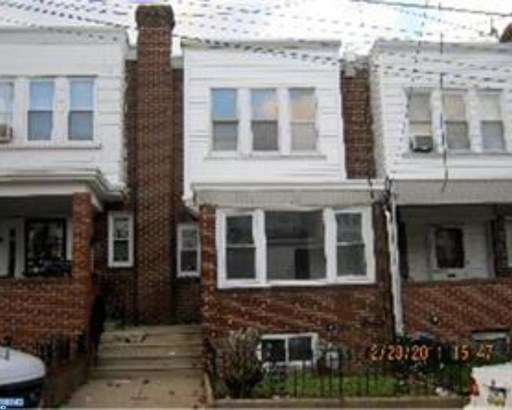 Row/Townhouse, Colonial - DARBY, PA (photo 1)