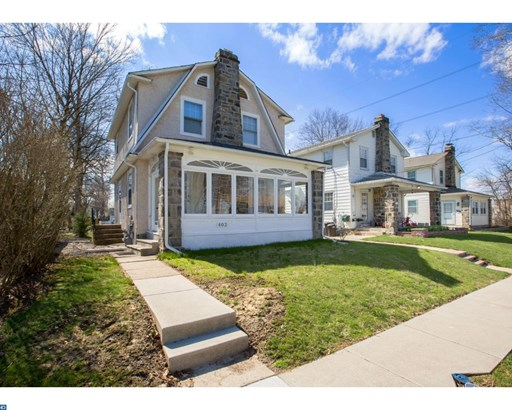 Traditional, Detached - NORWOOD, PA (photo 1)