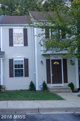 Townhouse, Traditional - LANDOVER, MD (photo 1)