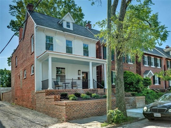 Single Family, Colonial, Row House - Richmond, VA