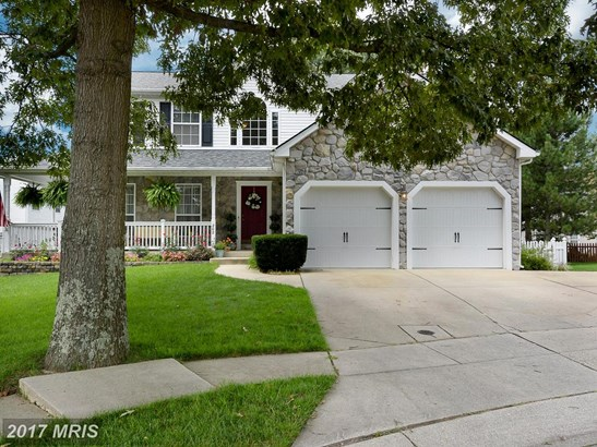 Contemporary, Detached - ODENTON, MD (photo 1)