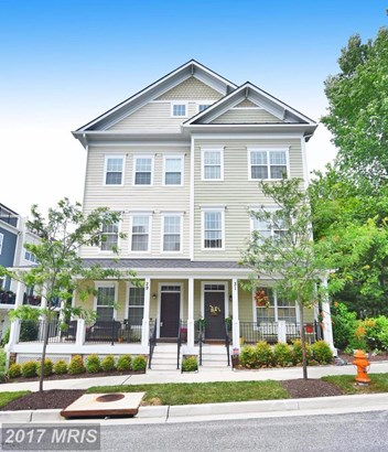 Townhouse, Colonial - TOWSON, MD (photo 1)