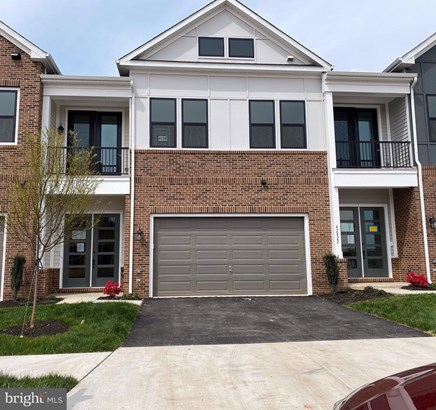 Townhouse, Interior Row/Townhouse - ASHBURN, VA