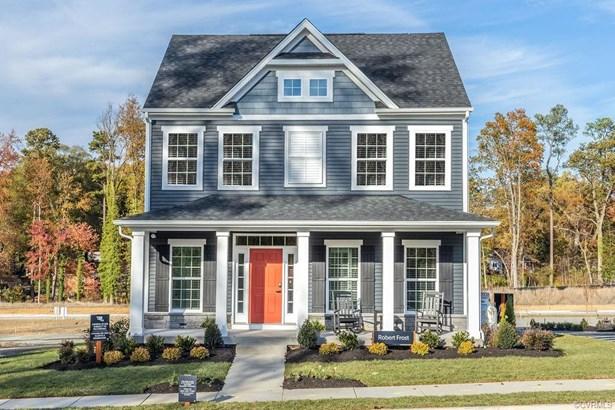 Craftsman, Farmhouse, Two Story, Single Family - Richmond, VA