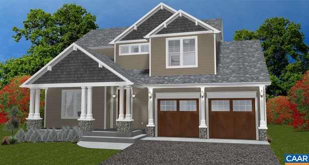 Proposed Detached, Arts & Crafts - CHARLOTTESVILLE, VA (photo 4)