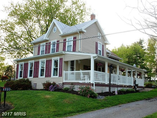 Colonial, Detached - TANEYTOWN, MD (photo 2)