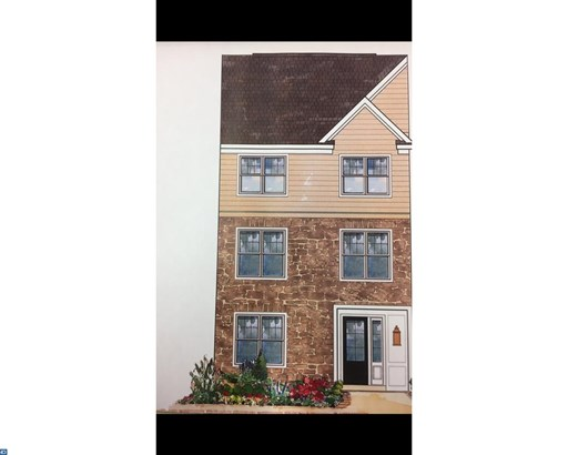 Row/Townhouse, Traditional - WEST CHESTER BORO, PA (photo 3)