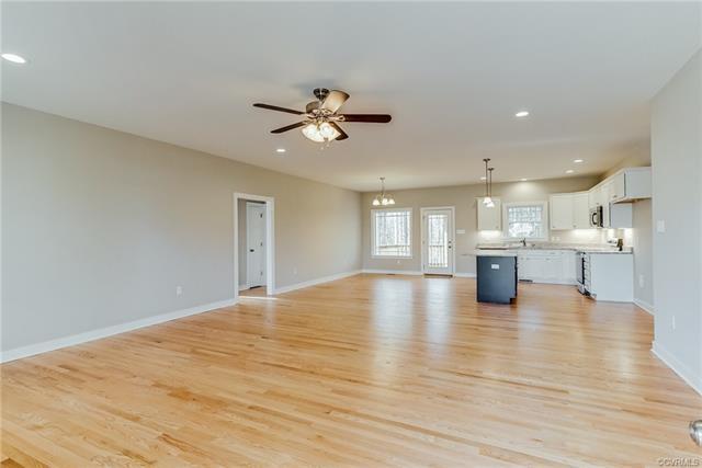 Craftsman, Ranch, Single Family - Quinton, VA