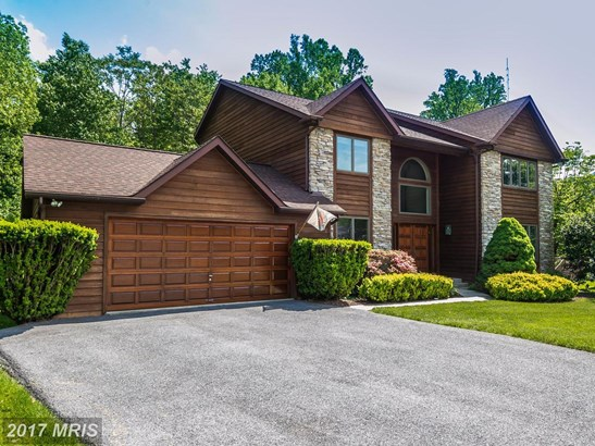 Contemporary, Detached - OWINGS MILLS, MD (photo 2)