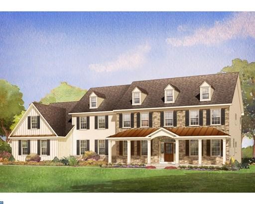 Colonial,Farm House, Detached - PERKASIE, PA
