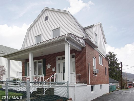 Bungalow, Detached - CUMBERLAND, MD (photo 1)