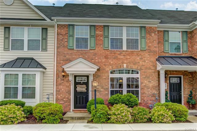 Condo/Townhouse, 2-Story, Rowhouse/Townhouse - Ashland, VA (photo 1)
