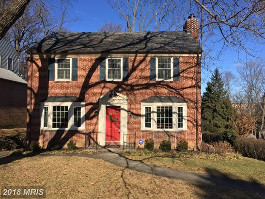 Colonial, Detached - TOWSON, MD (photo 2)