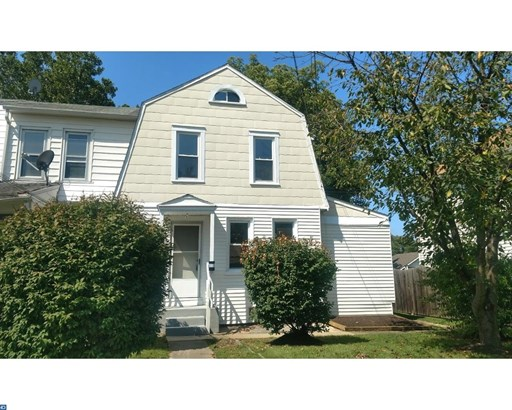 Row/Townhouse, Colonial,EndUnit/Row - BROOKHAVEN, PA (photo 1)