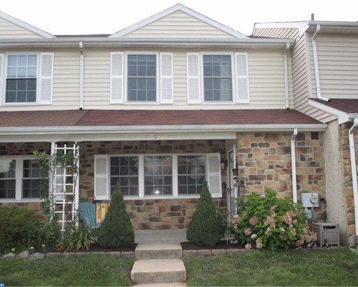 Row/Townhouse, Colonial - DOWNINGTOWN, PA (photo 1)