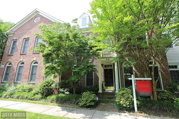Townhouse, Colonial - ROCKVILLE, MD