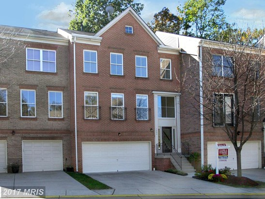 Townhouse, Traditional - RESTON, VA (photo 1)