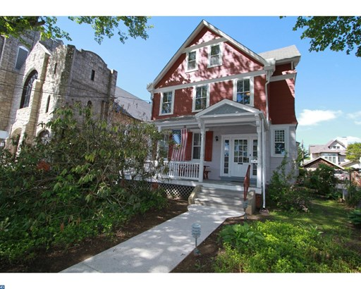 Colonial, Detached - NARBERTH, PA (photo 1)