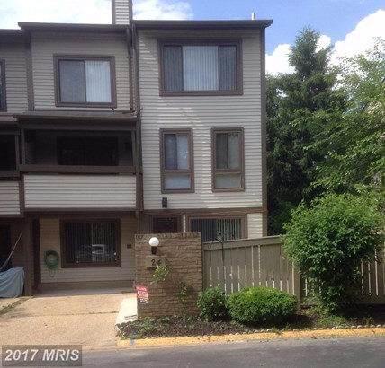 Back-to-Back, Contemporary - MONTGOMERY VILLAGE, MD (photo 1)
