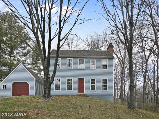 Colonial, Detached - POINT OF ROCKS, MD (photo 1)