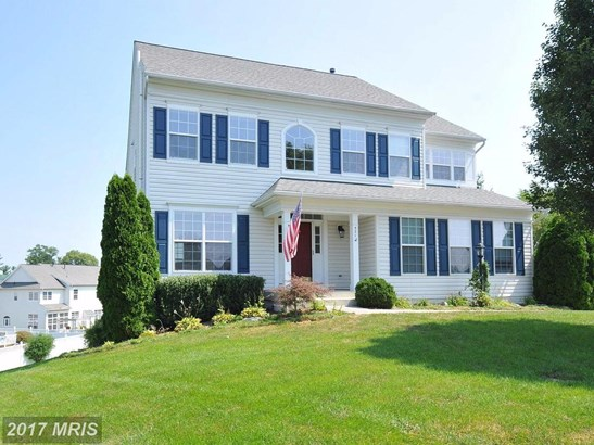 Colonial, Detached - BERRYVILLE, VA (photo 1)