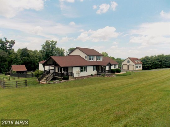 Colonial, Detached - ORRTANNA, PA (photo 1)