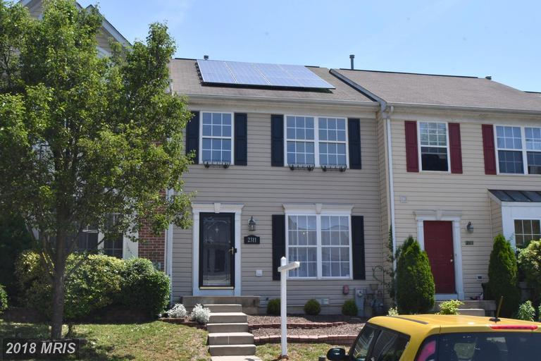 Townhouse, Colonial - ABINGDON, MD