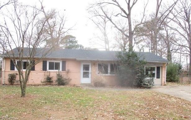 Ranch, Single Family - Chesapeake, VA (photo 1)