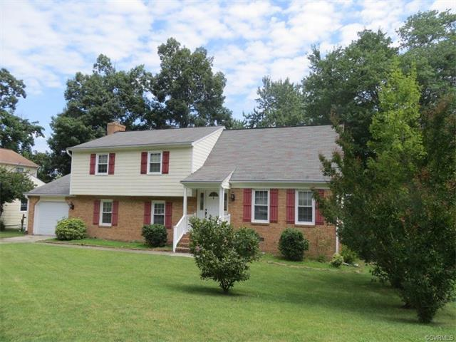 Tri-Level/Quad Level, Single Family - Colonial Heights, VA (photo 1)