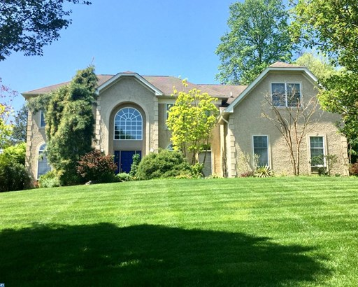 Colonial,Traditional, Detached - NEWTOWN SQUARE, PA (photo 1)