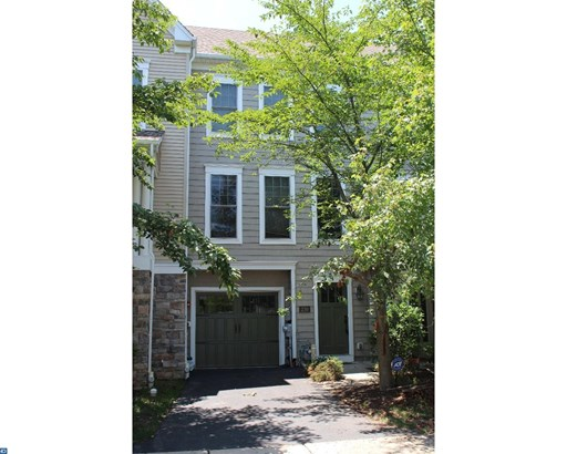 Row/Townhouse, Colonial - ARDMORE, PA (photo 1)