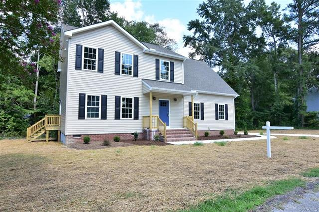 2-Story, Colonial, Transitional, Single Family - Yorktown, VA