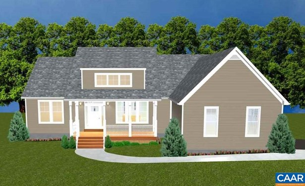 Proposed Detached, Arts & Crafts - TROY, VA (photo 1)