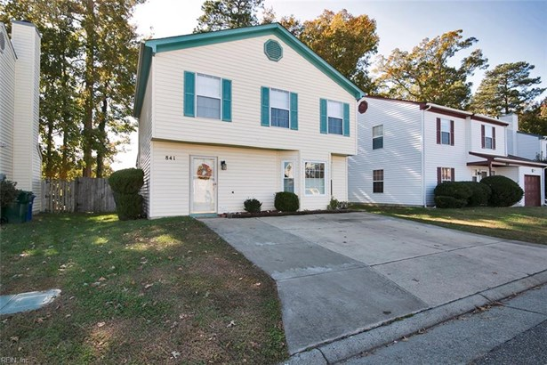 Colonial, Contemp, Single Family - Newport News, VA (photo 1)
