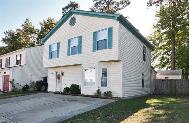 Colonial, Contemp, Single Family - Newport News, VA (photo 2)