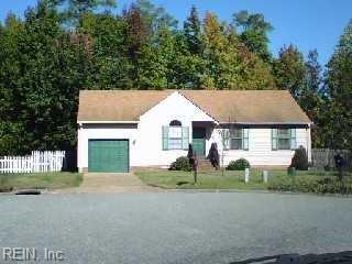 Contemp, Ranch, Single Family - Newport News, VA (photo 1)