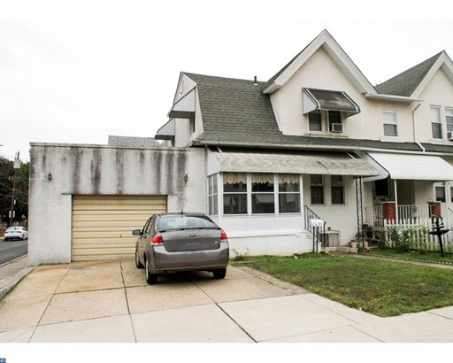Row/Townhouse, Traditional - MARCUS HOOK, PA (photo 1)