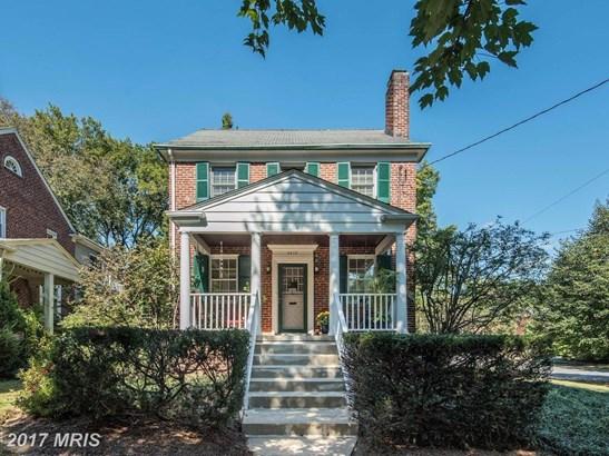 Colonial, Detached - HYATTSVILLE, MD (photo 1)