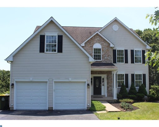 Traditional, Detached - DOWNINGTOWN, PA (photo 1)