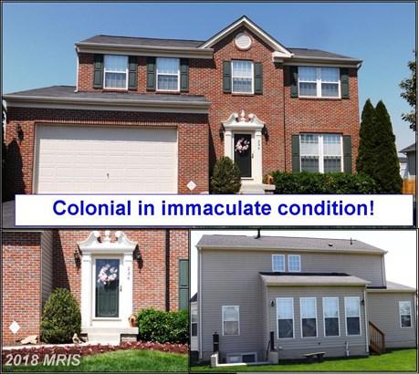 Colonial, Detached - GERRARDSTOWN, WV (photo 1)