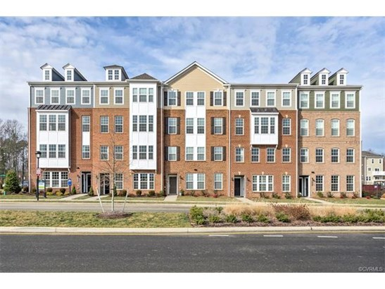 Condo/Townhouse, 2-Story, Green Certified Home - Richmond, VA (photo 1)