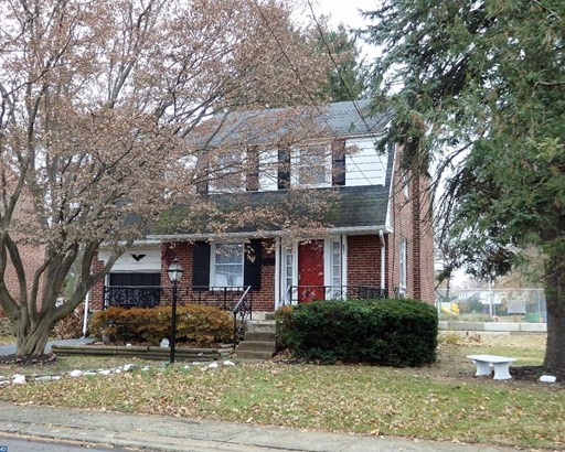Colonial, Detached - UPPER DARBY, PA (photo 1)