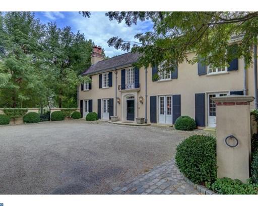 Colonial,French, Detached - VILLANOVA, PA (photo 1)