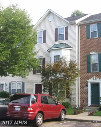 Townhouse, Colonial - PRINCE FREDERICK, MD (photo 1)