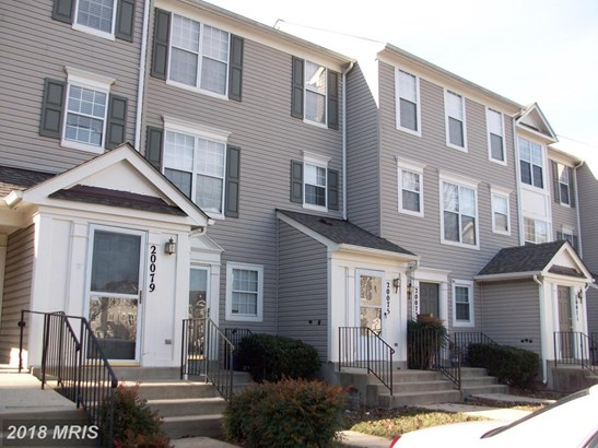 Townhouse, Colonial - GERMANTOWN, MD (photo 1)