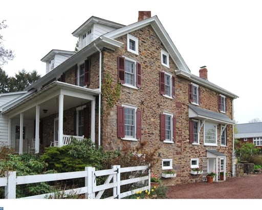 Farm House, Detached - KINTNERSVILLE, PA (photo 4)
