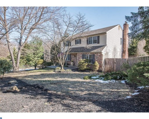 Colonial, Detached - BROOMALL, PA (photo 1)