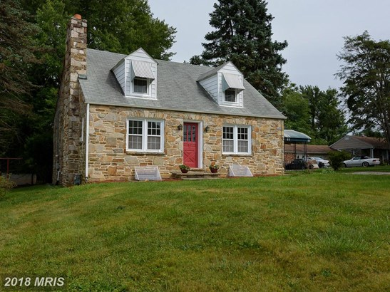 Cape Cod, Detached - RANDALLSTOWN, MD (photo 2)