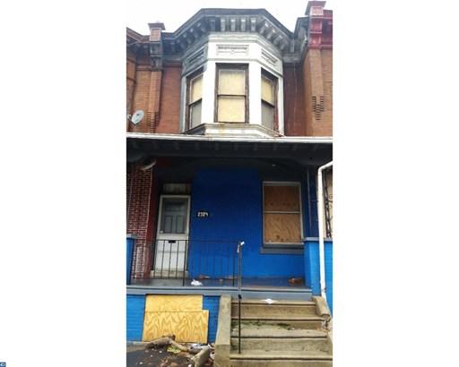 Row/Townhouse, Colonial - PHILADELPHIA, PA (photo 1)