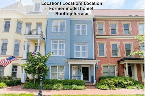 Condo/Townhouse, Rowhouse/Townhouse - Richmond, VA